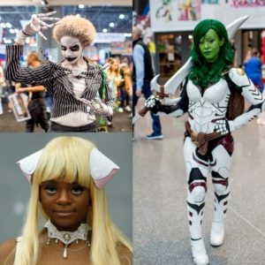 Some of the Best Cosplay From New York Comic Con.