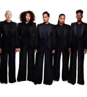 Tracee Ellis Ross Partners with JCPenney for a New Holiday Collection.