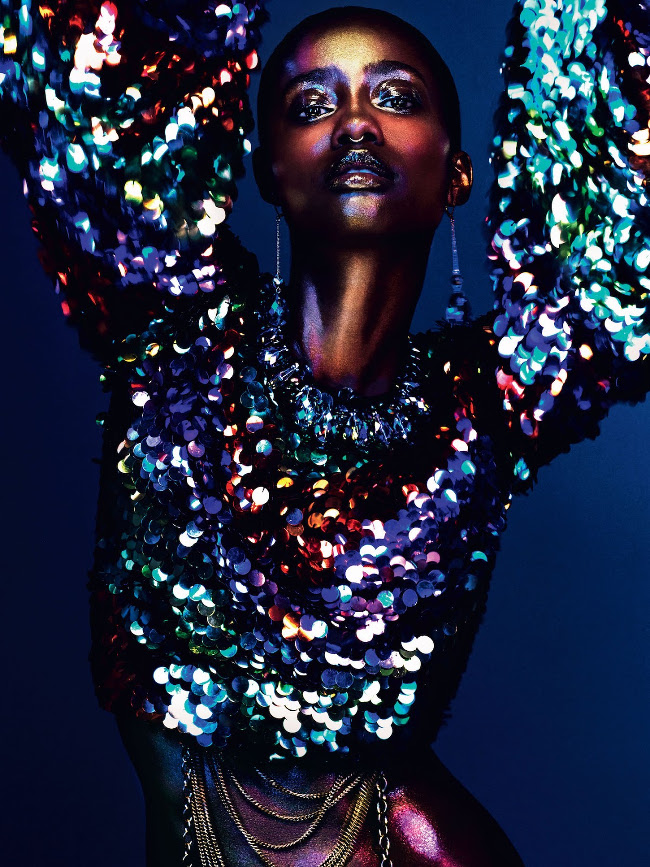 Crystal Noreiga, Krusha Lamar