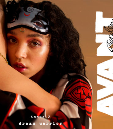 FKA Twigs Drops the Second Issue of Her 'AVANTgarden' Instagram Magazine.