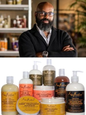 Unilever Acquires Company Behind SheaMoisture and Nubian Heritage.