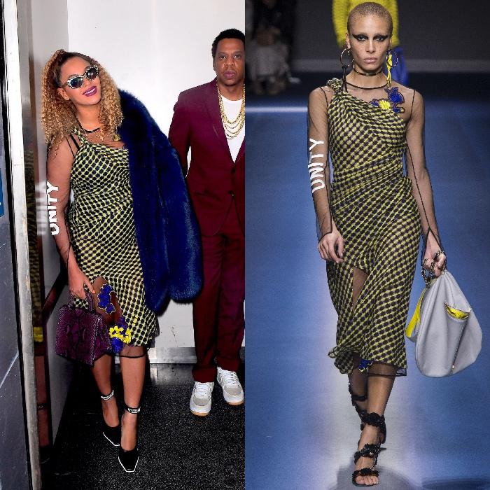 Beyonce, Beyonce Fashion