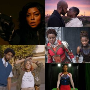 17 Movies Starring Black Women to Watch in 2018.