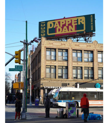 Dapper Dan and Gucci Open Boutique in Harlem.