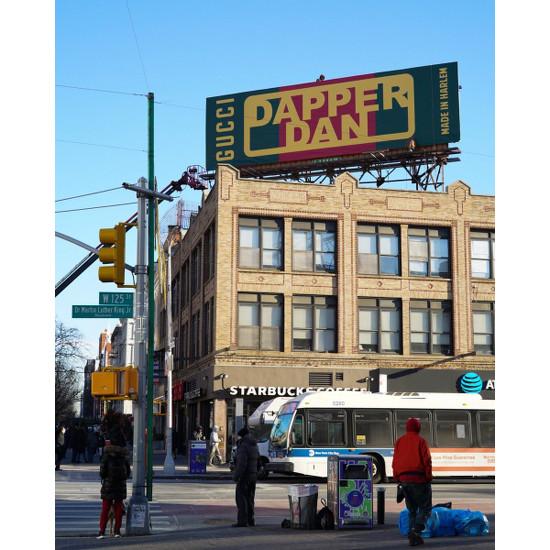 Dapper Dan Gucci Harlem