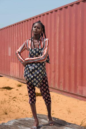 Collections.  Lisa Folawiyo.  Spring 2018.