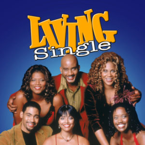Living Single Starts Streaming on Hulu THIS THURSDAY.