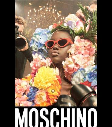 Moschino SS18 Campaign.