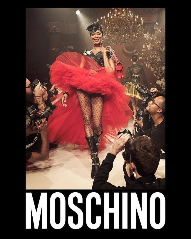 Moschino SS18