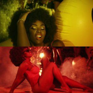 Watch Listen.  Amara La Negra Samples a Dancehall Classic.