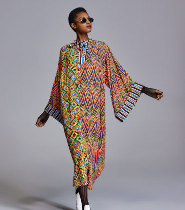 Collections. Duro Olowu.  Fall 2018.