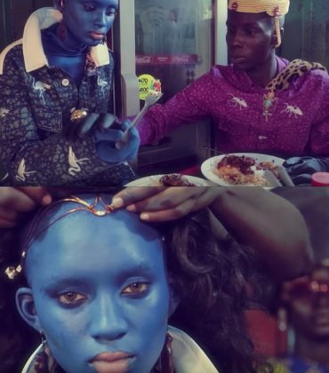 An Alien Lands in Lagos, Nigeria in This Afro-Futuristic Short Fashion Film.