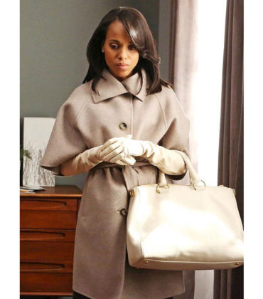 Kerry Washington on Femininity and Olivia Pope's Wardrobe.