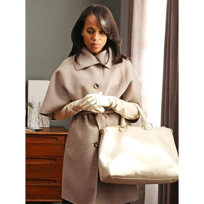 Kerry Washington Scandal Fashion