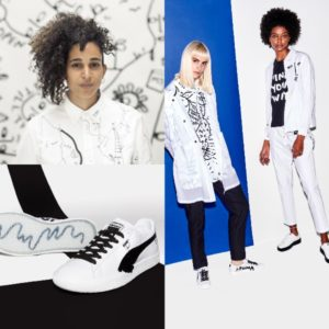Artist Shantell Martin Collaborates With PUMA.