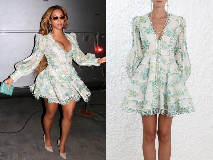 Beyonce, Beyonce Fashion, Beyonce Zimmermann