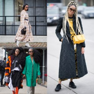 Epic Street Style Post.  Fashion Week in New York, London, Milan, and Paris.