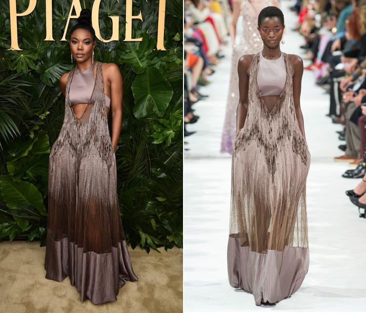 Gabrielle Union, Gabrielle Union Fashion