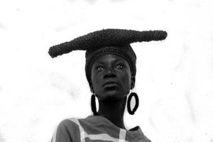 Images.  Kwena Baloyi's Hair Tells a Story.