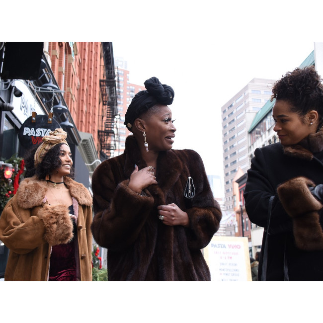 Let Nina Prosper, Black Women Web Series