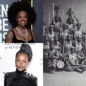Viola Davis and Lupita Nyong'o Will Play Mother and Daughter in 'The Woman King.'