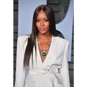 Naomi Campbell is This Year's CFDA Fashion Icon.