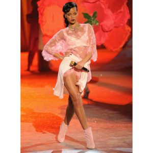 Rihanna is Reportedly Planning to Launch a Lingerie Line.