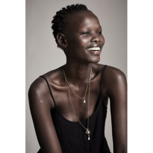 Shanelle Nyasiase is One of Fashion Month's Most Booked Models.