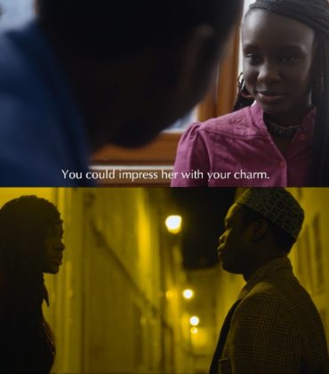 Short Film.  'Univitellin.' An Afro-French Romeo & Juliet Story.