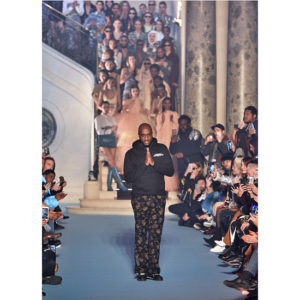 Louis Vuitton Names Virgil Abloh as New Menswear Designer.