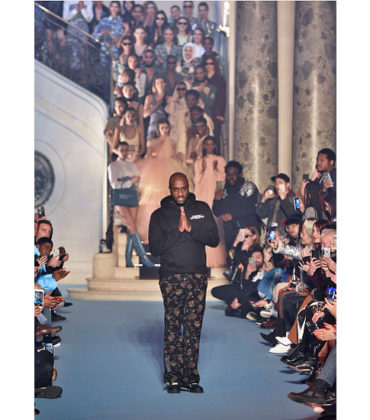 Louis Vuitton Names Virgil Abloh as New Menswear Designer.