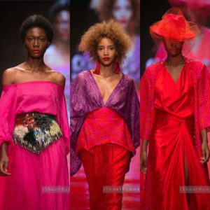 The Best Looks From Arise Fashion Week in Lagos, Nigeria.