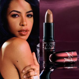 The MAC Aaliyah Collection Finally Gets a Release Date.