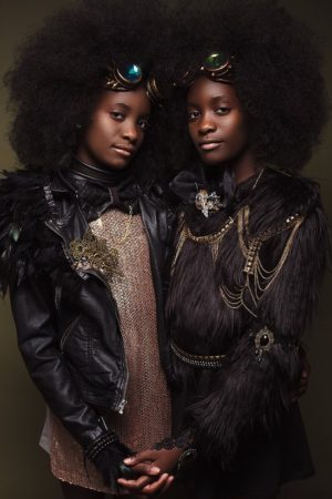 Couple Behind Viral Natural Hair Photo Series Ink 6-Figure Book Deal.