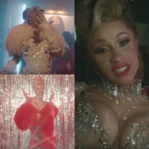 The Music Video for Cardi B's 'Bartier Cardi' is Also a Decadent Fashion Film.