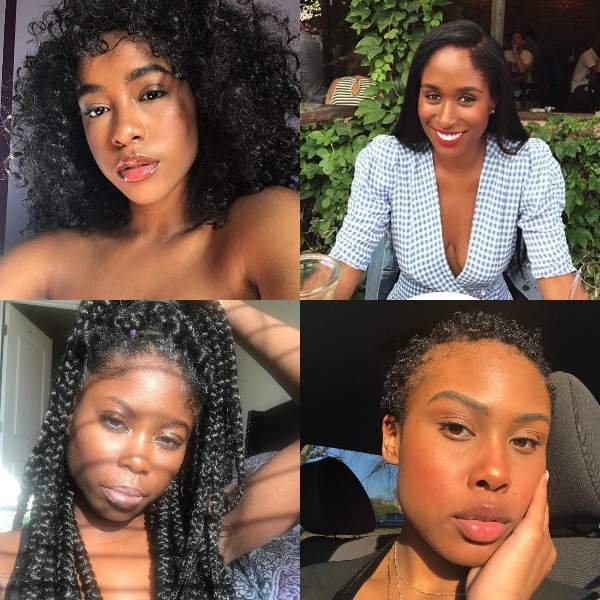 Glossier Brown, Glossier Dark Skin, Glossier Black Women