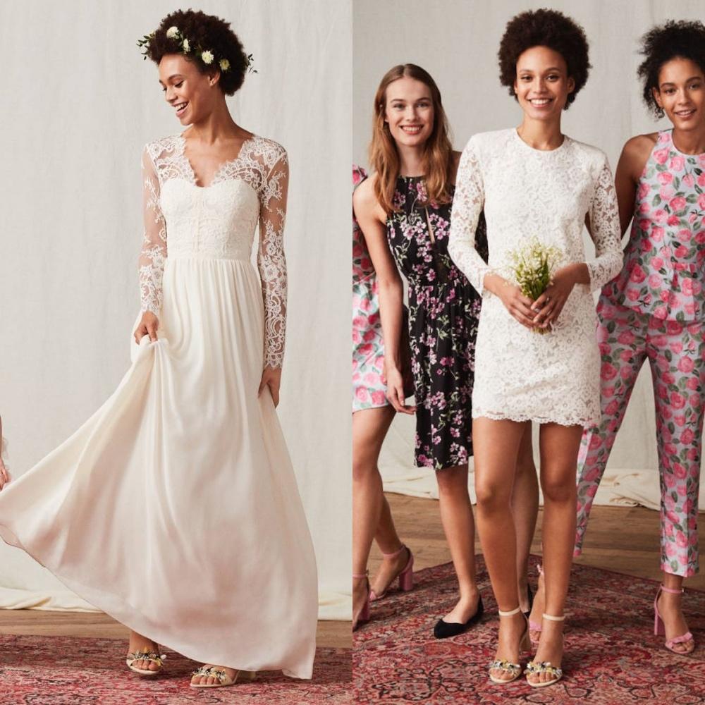 H&M Launches New Wedding Line. Dresses Start at $60. | SUPERSELECTED ...