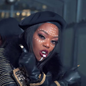 Lady Leshurr Shares 'Black Panther' Freestyle.