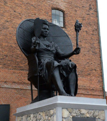 Statue of Mary Thomas is Denmark's First Public Monument to a Black Woman.
