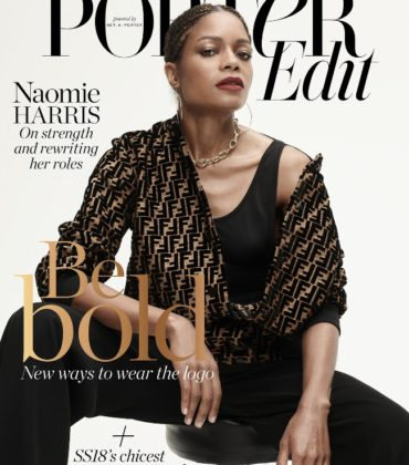 Editorials. Naomie Harris.  Porter Magazine April 2018. Images by  Paola Kudacki.
