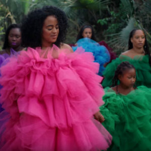 Watch. Listen.  Seinabo Sey's 'Breathe' is Beautiful, Intense, and Stylish.