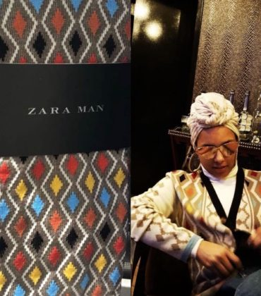 South African Designer Calls Out Zara For Copying.