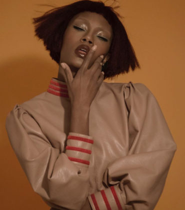 Editorials. Afiya Bennett. Glamour South Africa May 2018. Images by DeAndre Da Costa.
