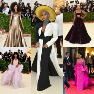 All the Looks You Need to Know at the 2018 Met Gala. #MetGala