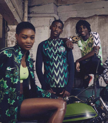 Nike's New Nigerian World Cup Jersey Breaks Pre-Order Records.