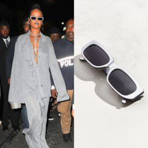 Rihanna Hit Up the Met Gala After-Party in These $85 Sunglasses.