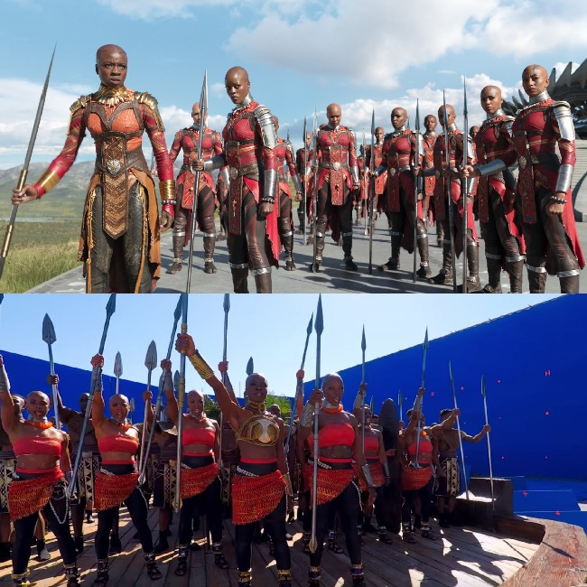 Women of Wakanda