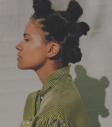 Editorials. Zazie Beetz. Wonderland Magazine. Images by Micaiah Carter.