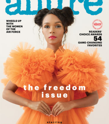 Janelle Monáe Covers Allure July 2018. Images by Camila Falquez.