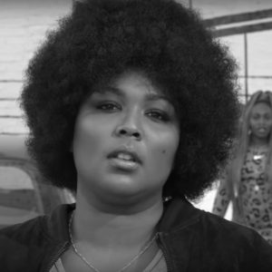 Watch. Listen. Lizzo.  'Boys.'